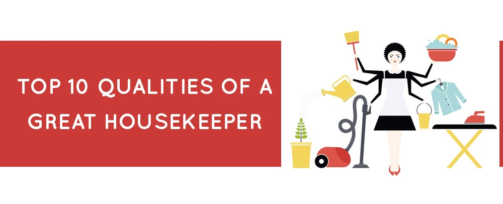 qualities of house keeper
