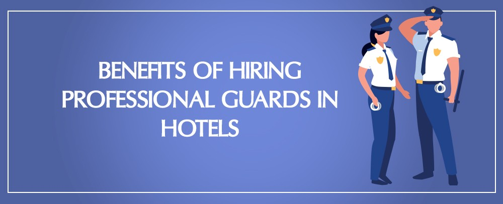 professional hotel guards