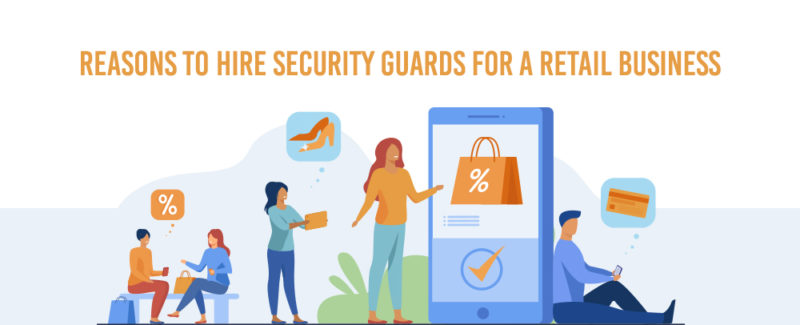 security guards for retail business