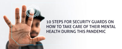 security guard work ability and mental health