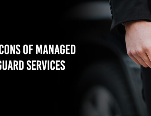 Pros and Cons of Managed Security Guard Services