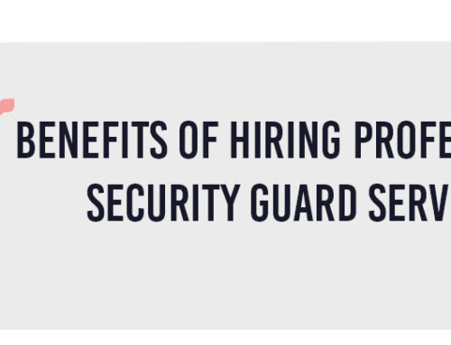 7 Benefits of Hiring Professional Security Services