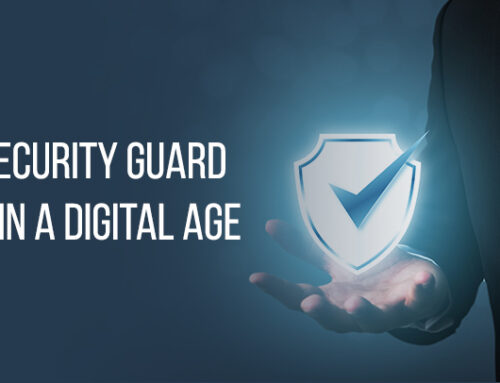 Role Of Security Guard Services In A Digital Age